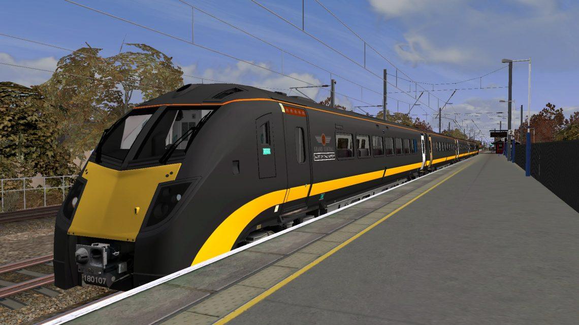 1N93 1318 Kings Cross to Sunderland