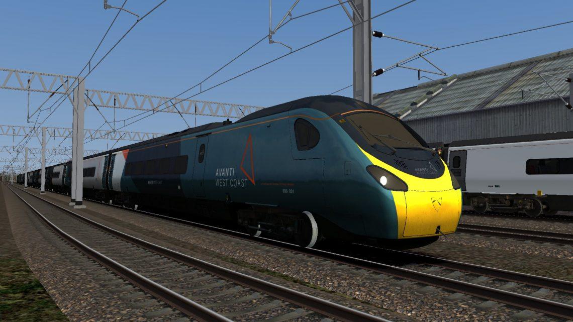 5H05 0913 Wembley InterCity Depot to London Euston