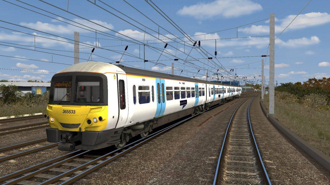 1T21 0944 Kings Lynn to Kings Cross