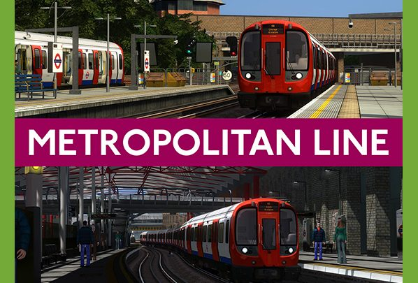 Just Trains – Metropolitan Line