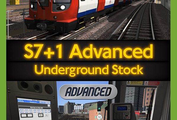 Just Trains – S7+1 Advanced Underground Stock