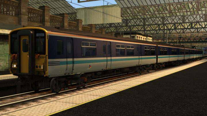 ScotRail Class 316 (fictional)