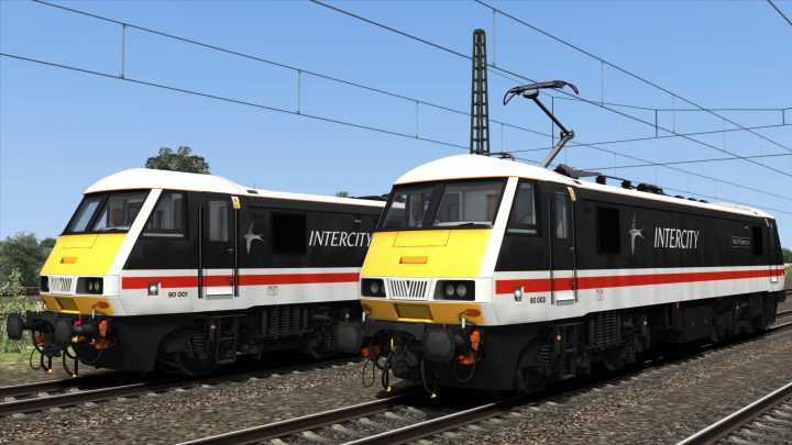 Class 90 InterCity Swallow (LSL) – v1.1 –