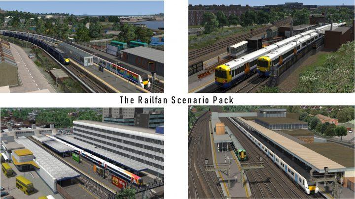 The Railfan Scenario Pack