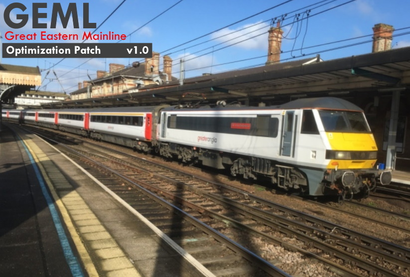 GEML Great Eastern Mainline – Optimization Patch