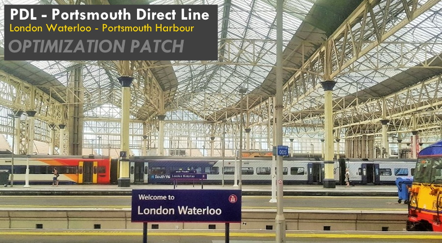 PDL Portsmouth Direct Line (Waterloo-Portsm') – Optimization Patch