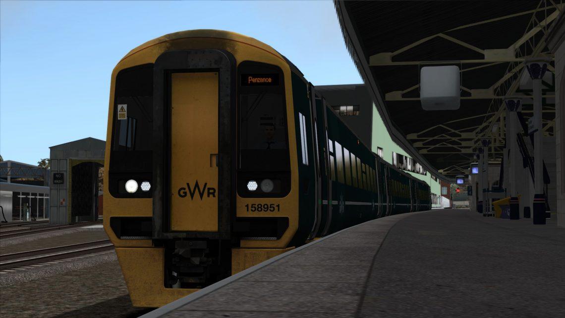 [JB] 2C20 1126 Exeter St Davids to Penzance