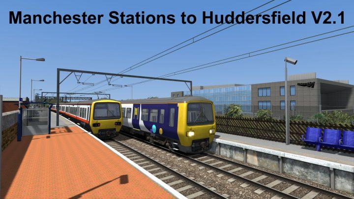 Manchester Stations to Huddersfield V2.1