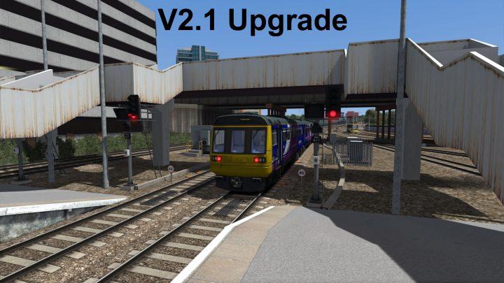 V2.1 Upgrade for Manchester Stations to Huddersfield