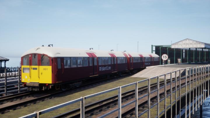 TSW2 – Class 483 Island Line Reskin Pack