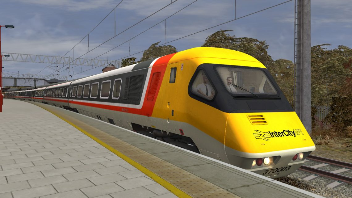 5Z32 1000 Rugby to Crewe Heritage Centre (Semi-Fictional)