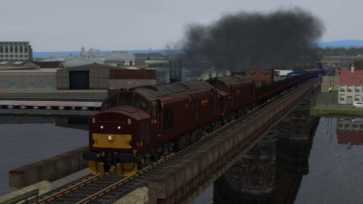 6Z99 1523 Inverness Yard-Georgemas Jnc