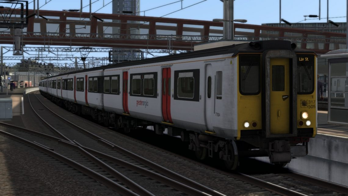 1F13 07:29 Witham to London Liverpool Street