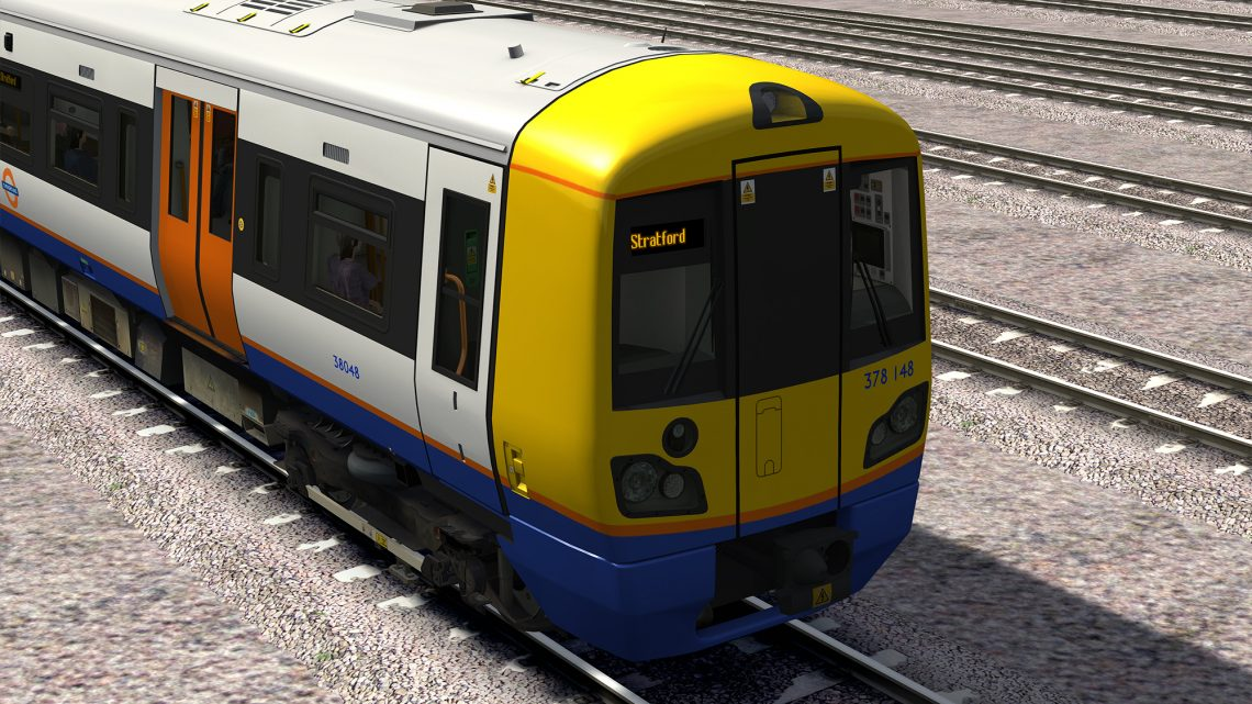 Class 378 Destinations Update
