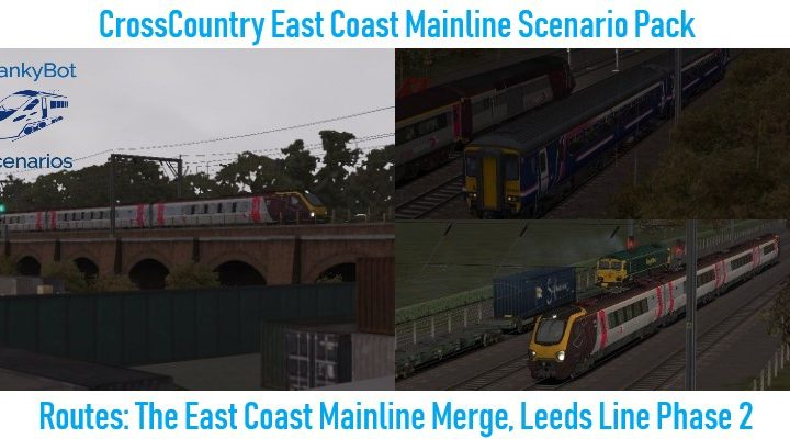 **SUBWARE** [CB] CrossCountry ECML Scenario Pack
