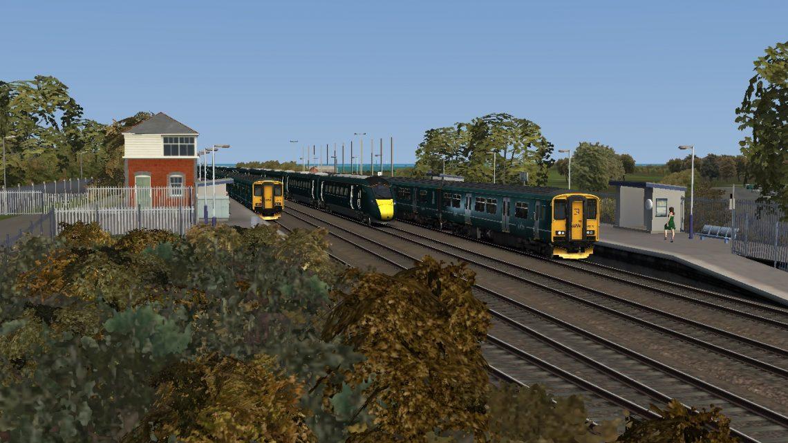 2T16 1200 Exeter St Davids-Paignton