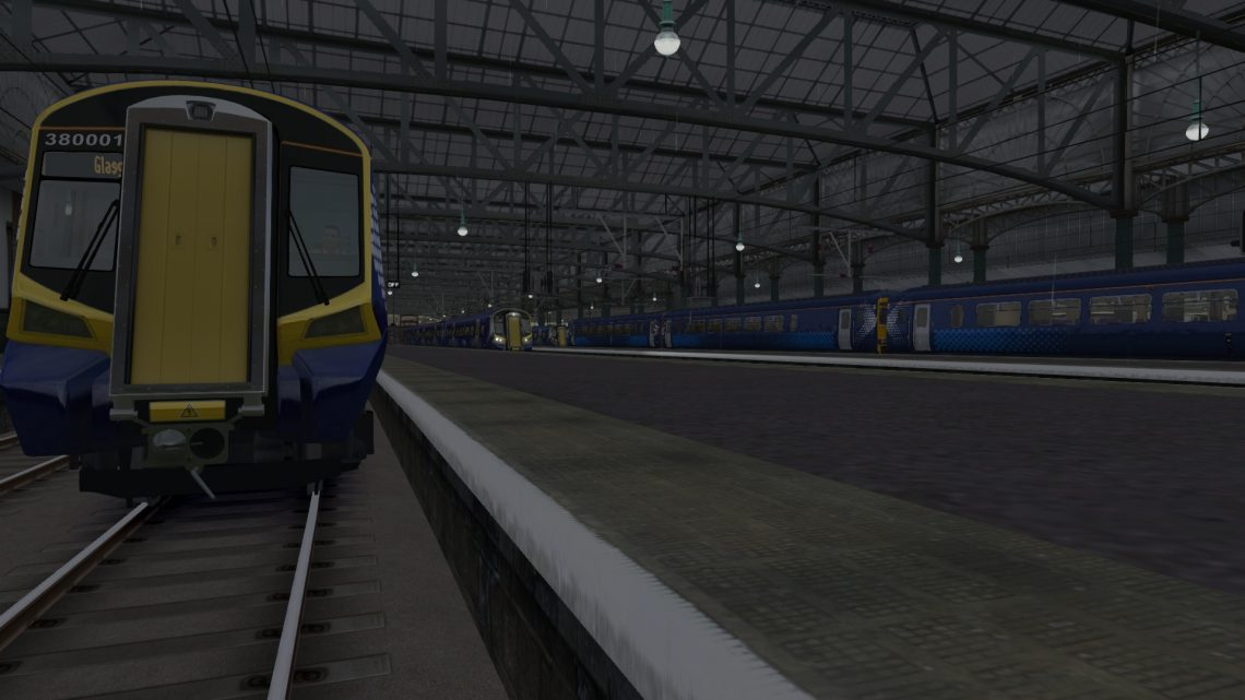 (380) 2K93 1640 Glasgow Central to Ayr