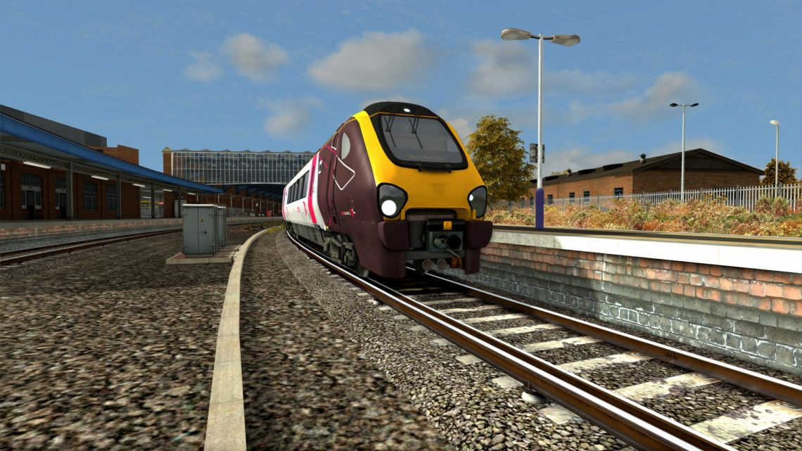 [1M62] Bournemouth to Manchester Piccadilly | Class 221