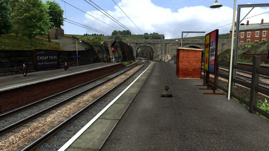 The Woodhead Line AP Track Enhancement v2