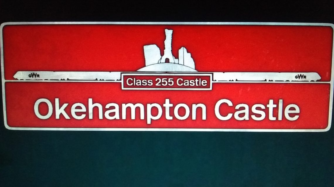 (RP) 2C69/2U14 Bristol&Taunton&Bristol Castle set (2020)
