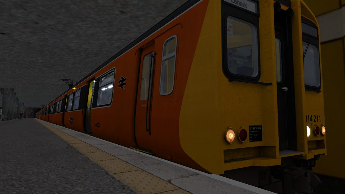 Morning Diversion – Class 314