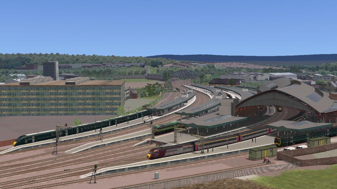 "[Class 47/8] 1Z75 ""Cornish Riviera Statesman"" Railtour: Exeter – Bristol (V1.0)"