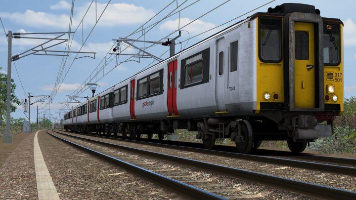 2H86 1544 Cambridge to Ely