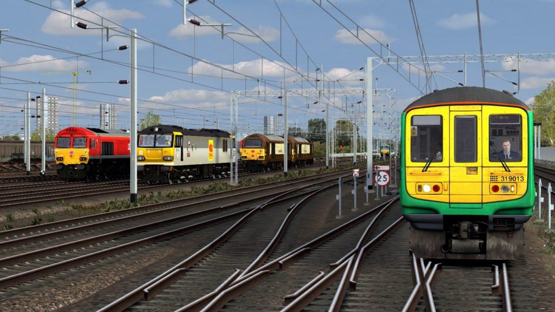 (WM) 2N73 16:31 London Euston – Northampton