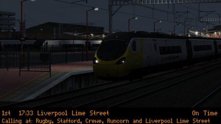 (wg) 1F23 1733 London Euston – Liverpool Lime Street (Full Journey)