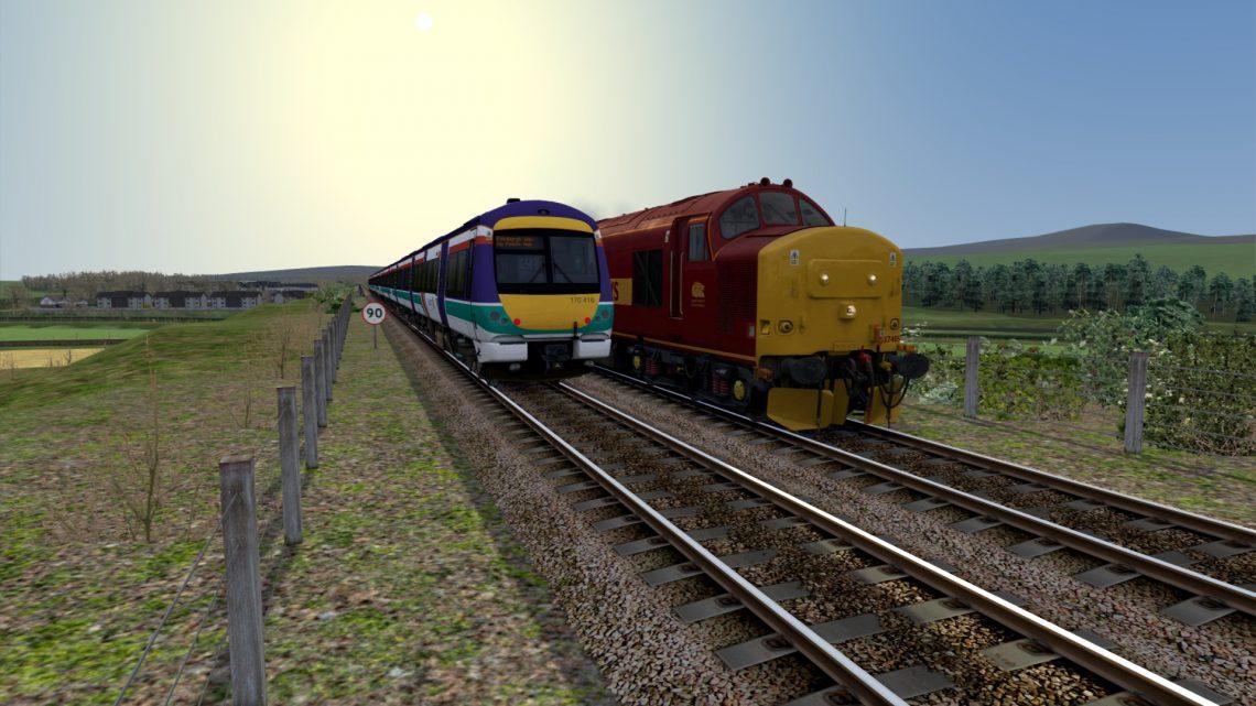 SRPS Class 37 Scenario Pack