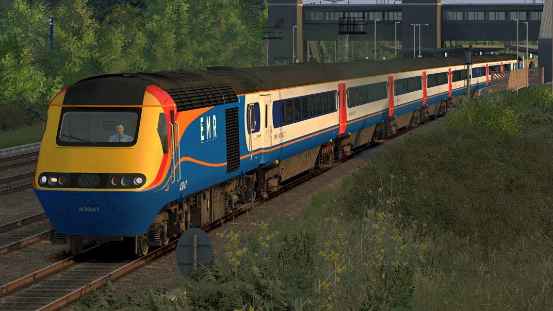 [RS] 43047/43049 – 1D64 1834 London St. Pancras – Leeds (2020)