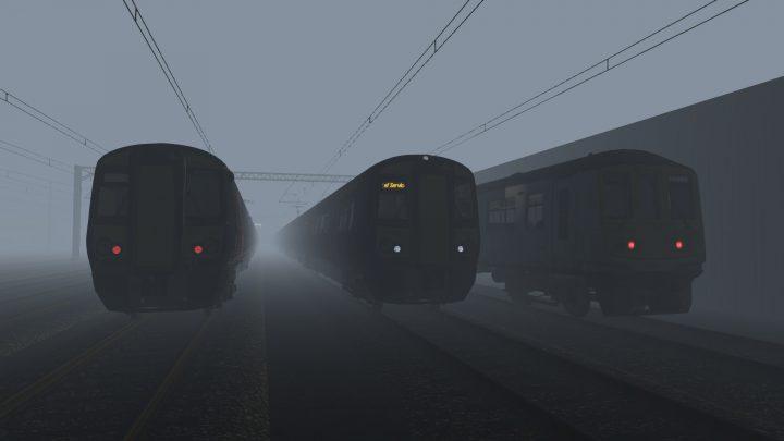 9M02 0618 St Pancras International – Bedford – AF