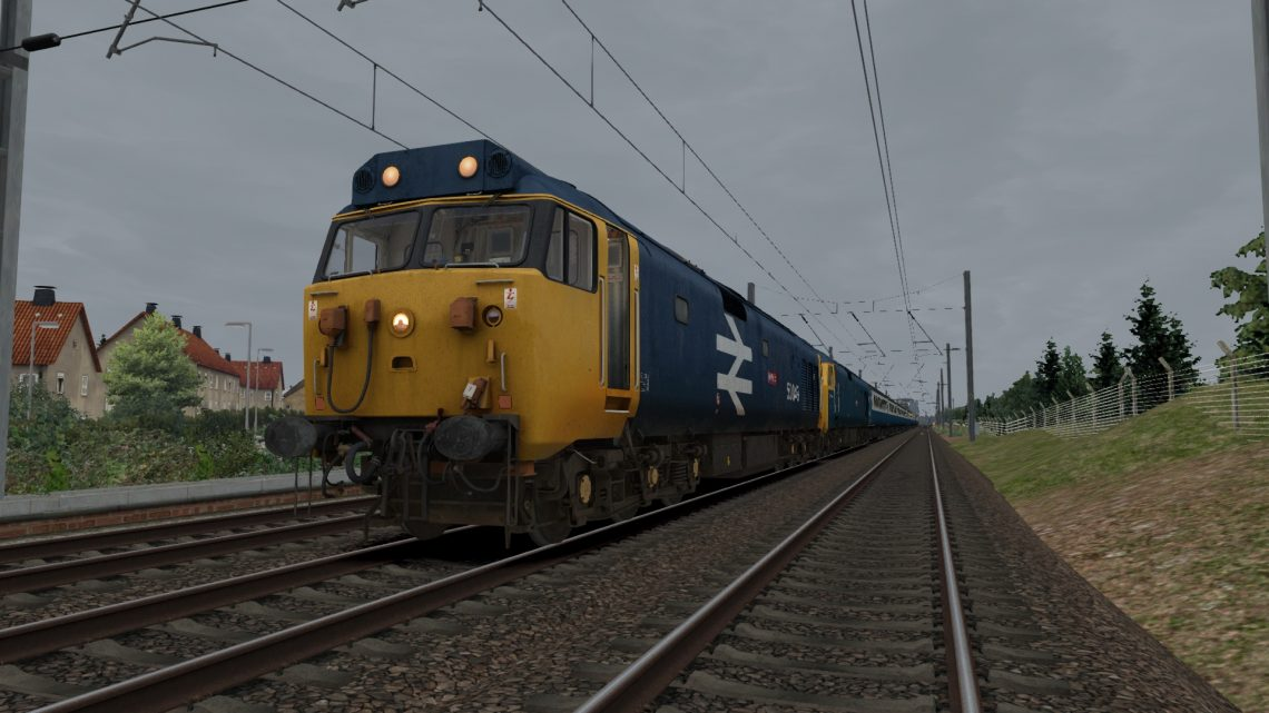 The Caledonian Railtour Scenario