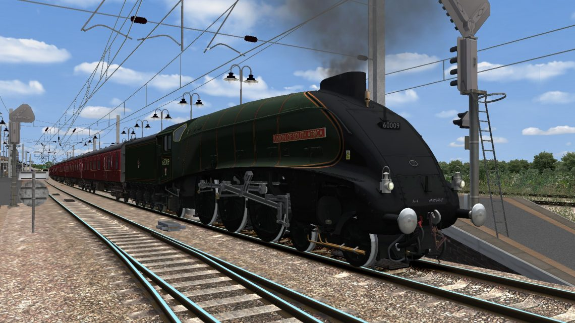 1Z91 0839 Liverpool Lime Street to Cambridge (Semi-Fictional)