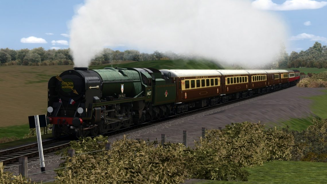 The Severn Valley Enterprise – 34027