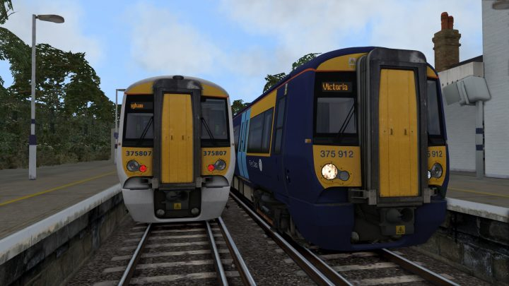 [CPS] 10:40 2K30 Gillingham to Victoria