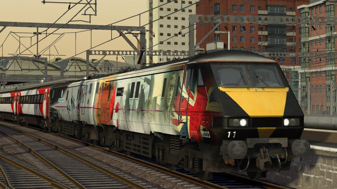 1715 Special Fictional LNER Armistice Day Charter Leeds To Doncaster