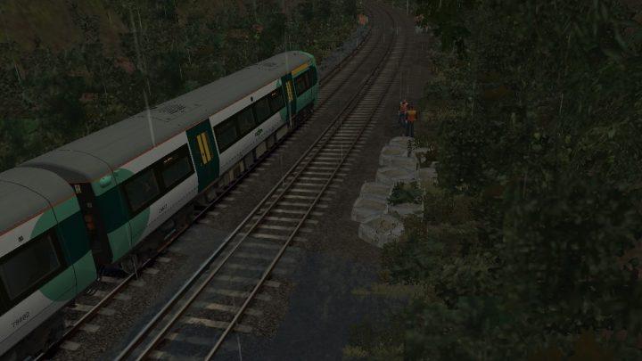 [CB] 2K27 11:51 West Croydon – London Victoria