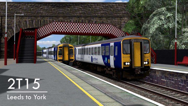 2T15 1218 Leeds to York