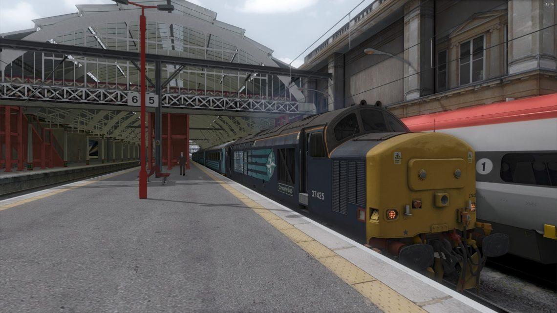 2C47: Preston to Barrow-in-Furness