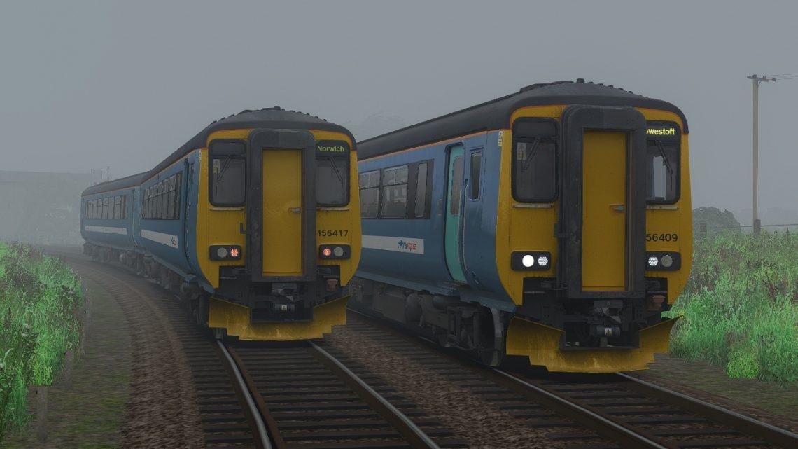 Class 156 Scenario Pack (2005-2015)