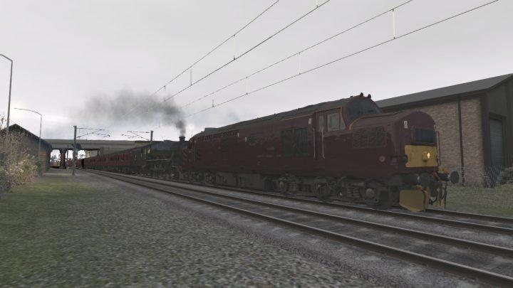 (Fictional) 5Z90 Carnforth Steamtown-Carlisle (The Glaswegianer Pt.1)
