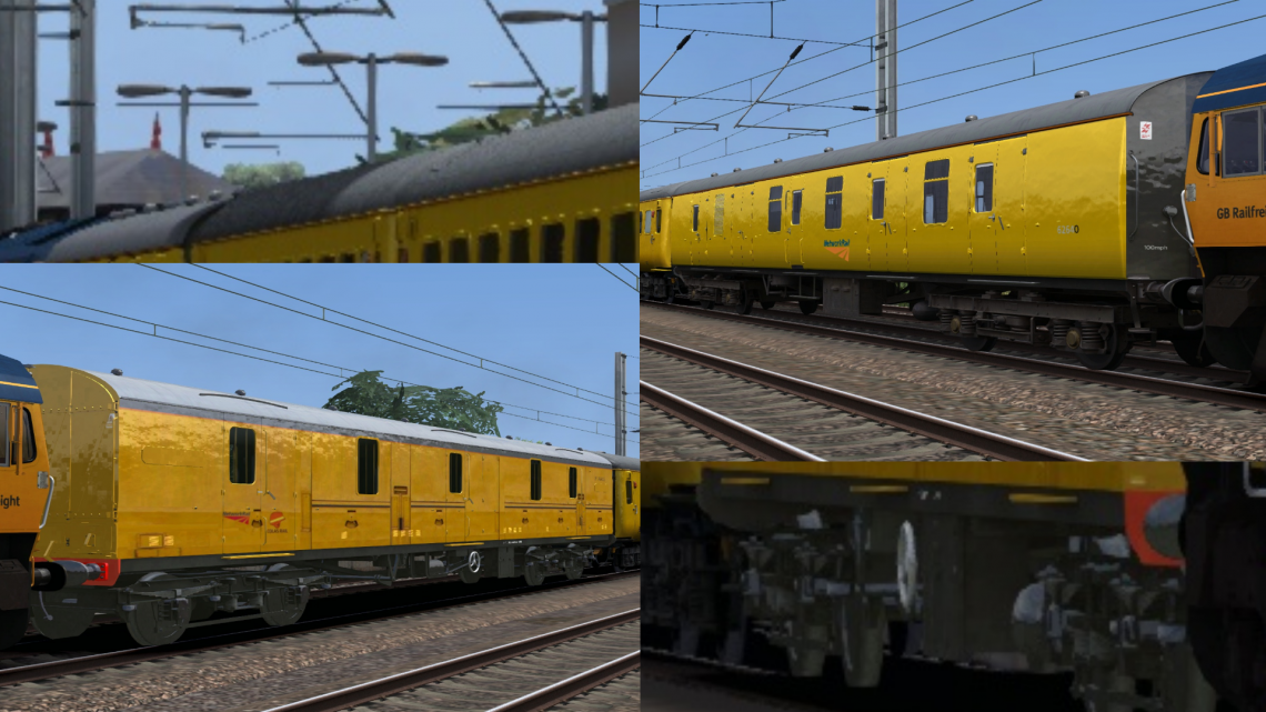 Network Rail Mk1 Generator / GUV