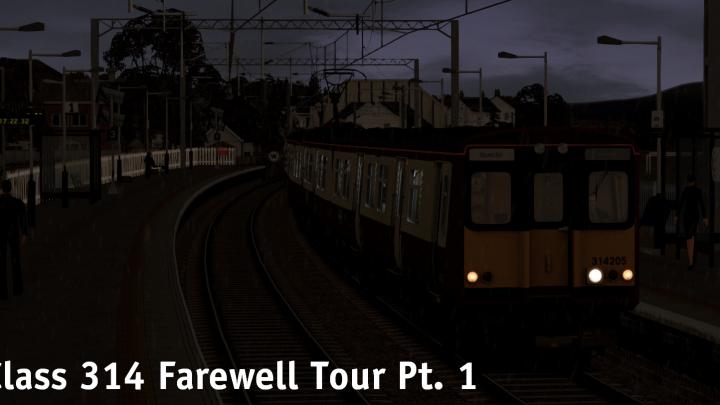 Class 314 Farewell Tour Pt. 1