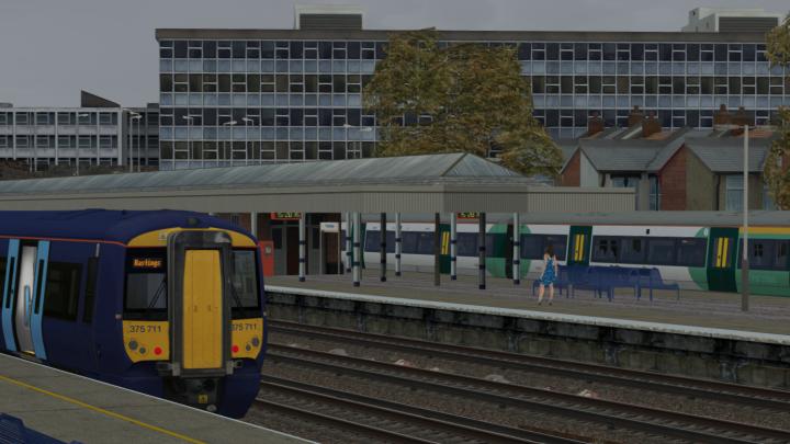 [G3D] 1H44 1445 London Charing Cross – Hastings