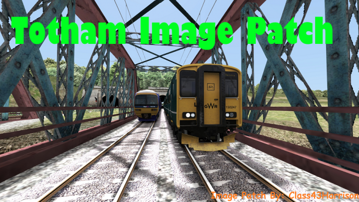 Totham Image Patch