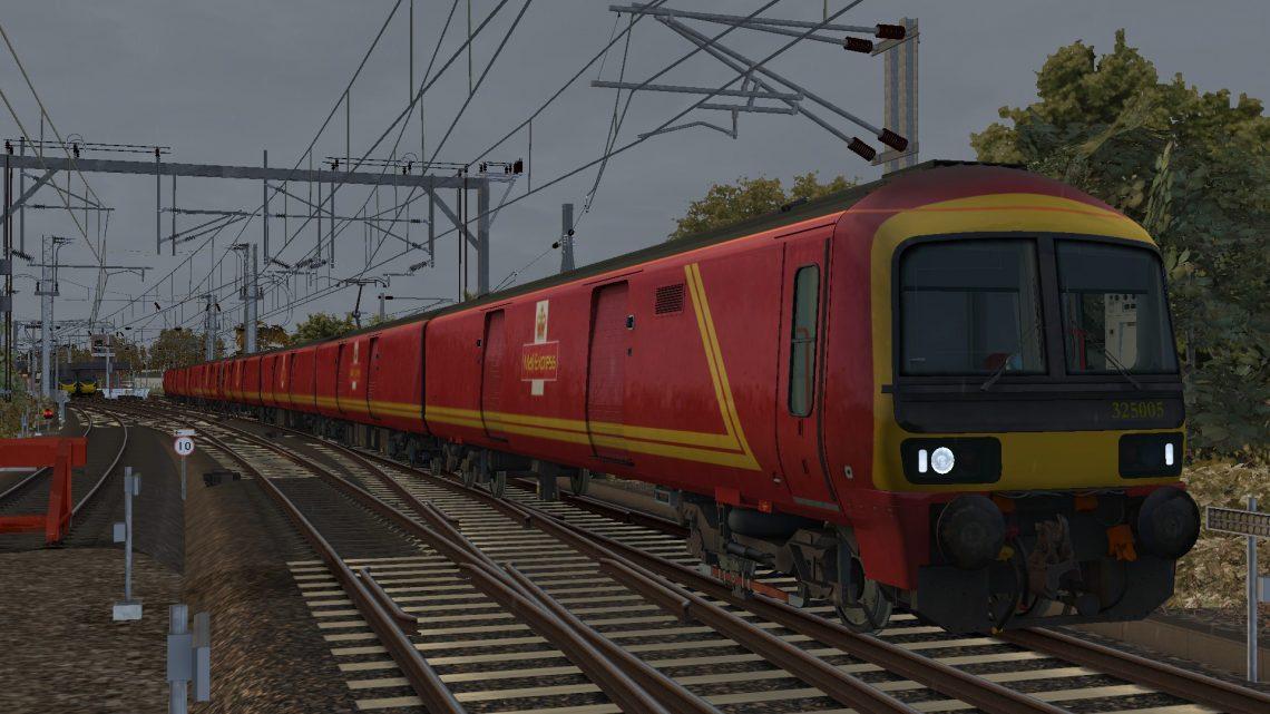 186Y 0758 Warrington RMT to Shieldmuir RMT
