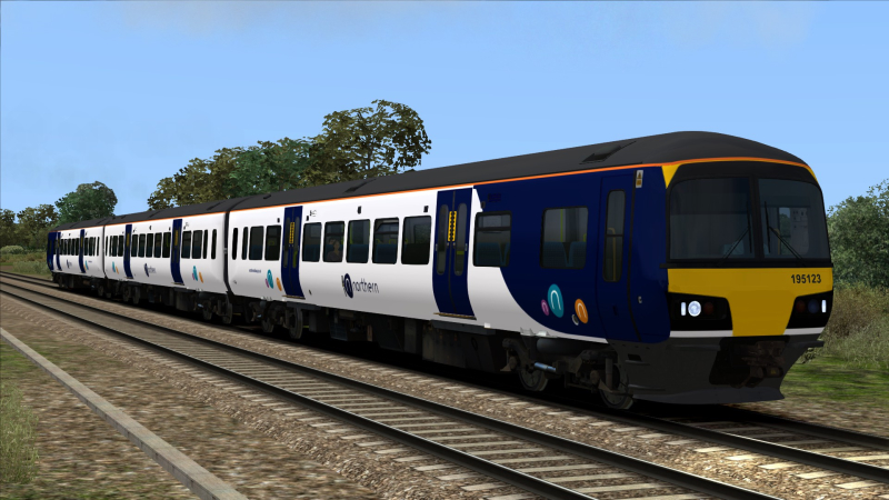 Northern Trains Class 195