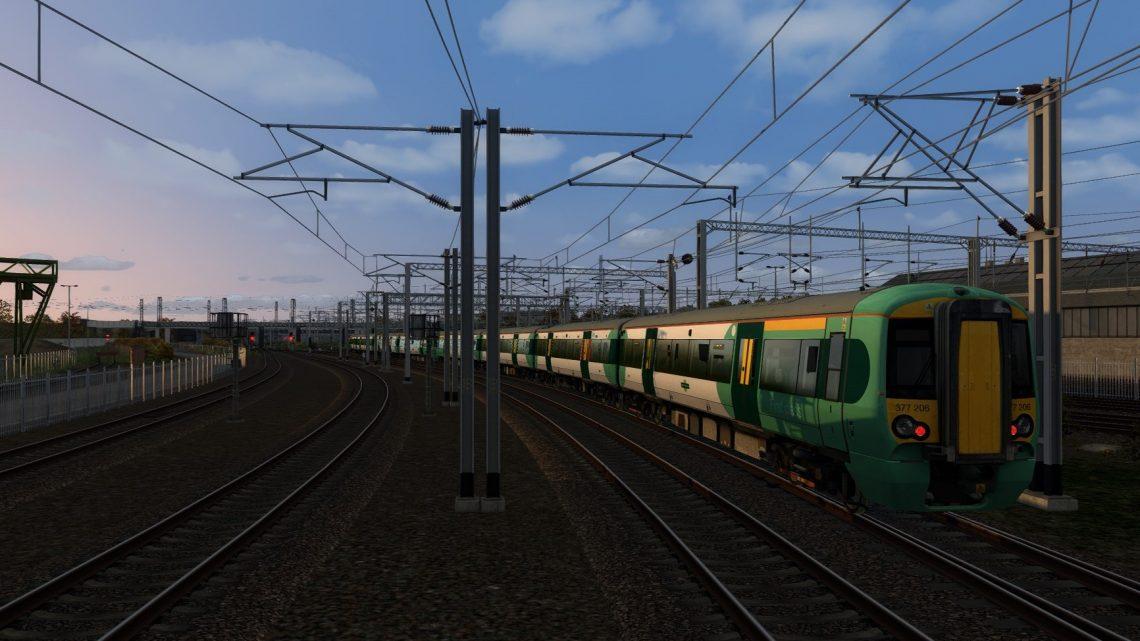 [BT] 2M55 1739 Clapham Junction to Milton Keynes Central