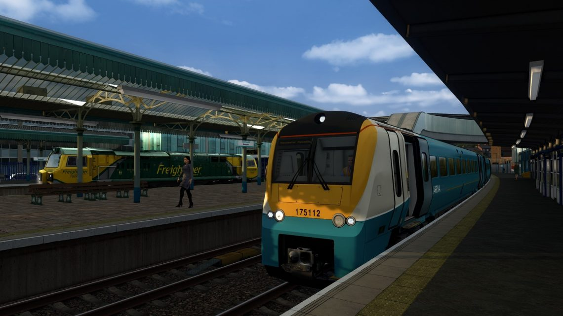 [BT] 1W50 0545 Carmarthen to Manchester Piccadilly (Part 2 – Marches)
